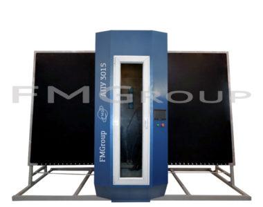 Пескоструйная установка FMGroup Премиум