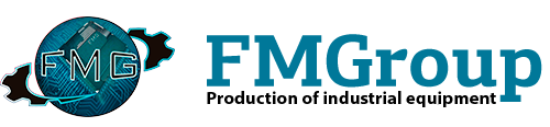 FMGroup – Production of industrial equipment